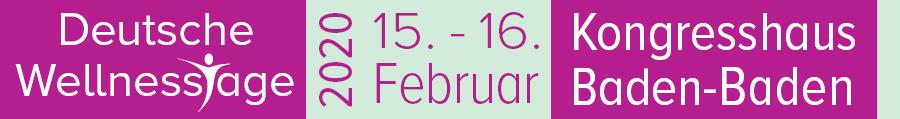 Deutsche Wellnesstage - Die Publikumsmesse für Wellness und Gesundheit